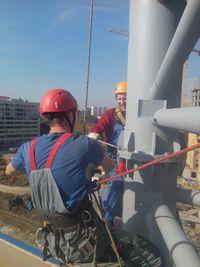 Промышленный альпинист вакансии в москве авито