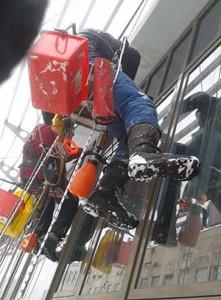 Промышленные альпинисты срочно